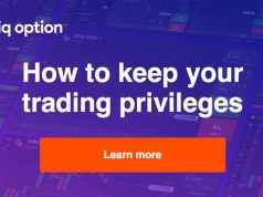How to keep your trading privileges