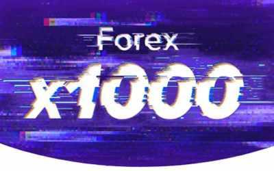 FOREX x1000 Multiplier on IQOption