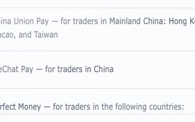 New deposit methods & $1 trading is back on the iqoption platform