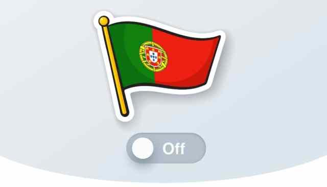 Portuguese traffic limitation