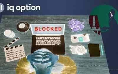 Por qué mi cuenta de IQOption fue bloqueada / suspendida y no puedo iniciar sesión
