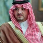 الأمير: عبدالعزيز بن سعود بن نايف وزيراً للداخلية