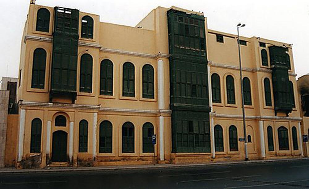 أشهر القصور التاريخية في السعودية
