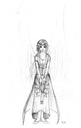 Irilemadwin, principessa di Jilen e Chiarissima Incantatrice.