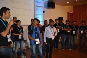 Kumar Abhirup at Wordcamp Nashik