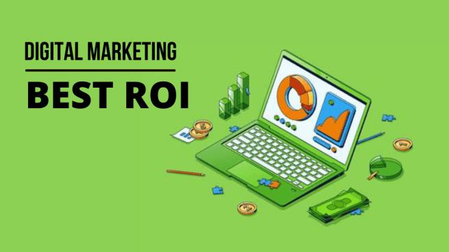 BEST ROI - Digital Marketing
