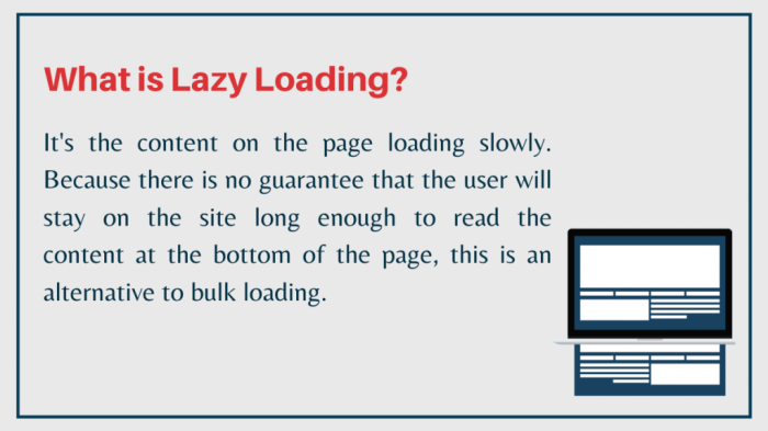 What is Lazy Loading