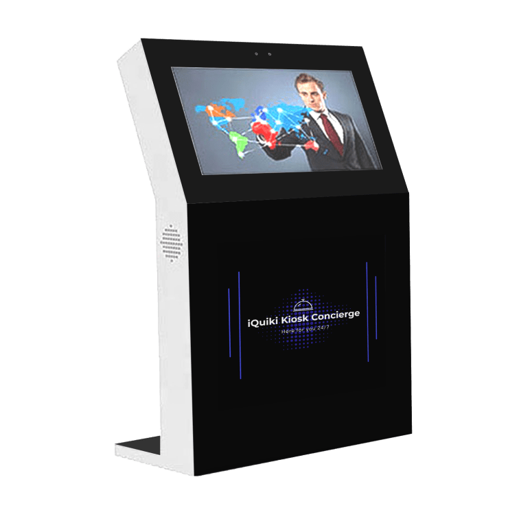 Learn about outdoor kiosk