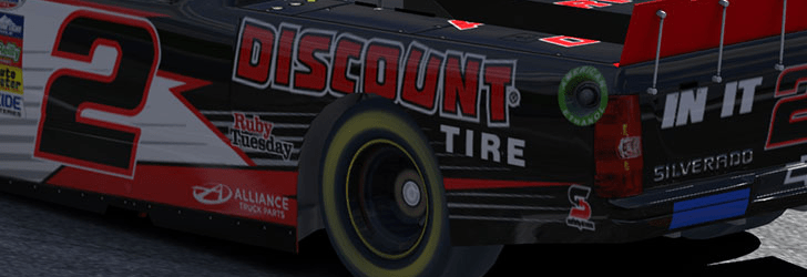 iRacing Trading Paints