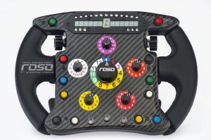 Roso F1 Steering Wheel