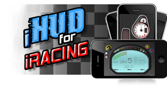 iHUD for iRacing – iRacerstuff com