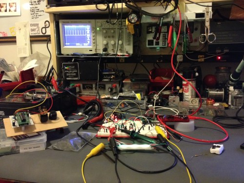 I had answered a question about a PWM signal a while back and responded with some PWM code ... well I didn't read it all and they were wanting to use NCO. I hadn't used it... so I just hacked some stuff together to check it out.