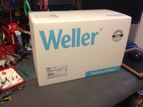 Weller WD1001 boxed