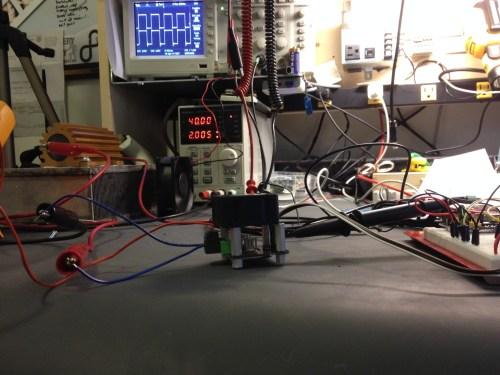 MOSFET Driver v1