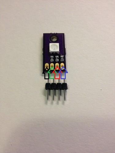 RGB LED diag