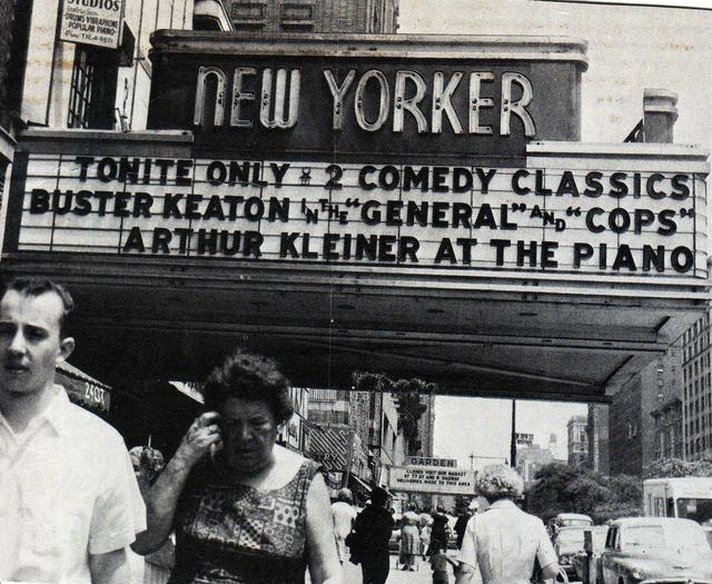 Image result for new yorker theater