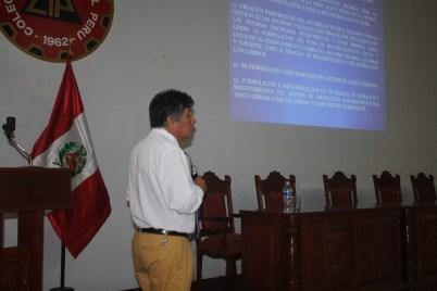 Expo. Pedro Castillo