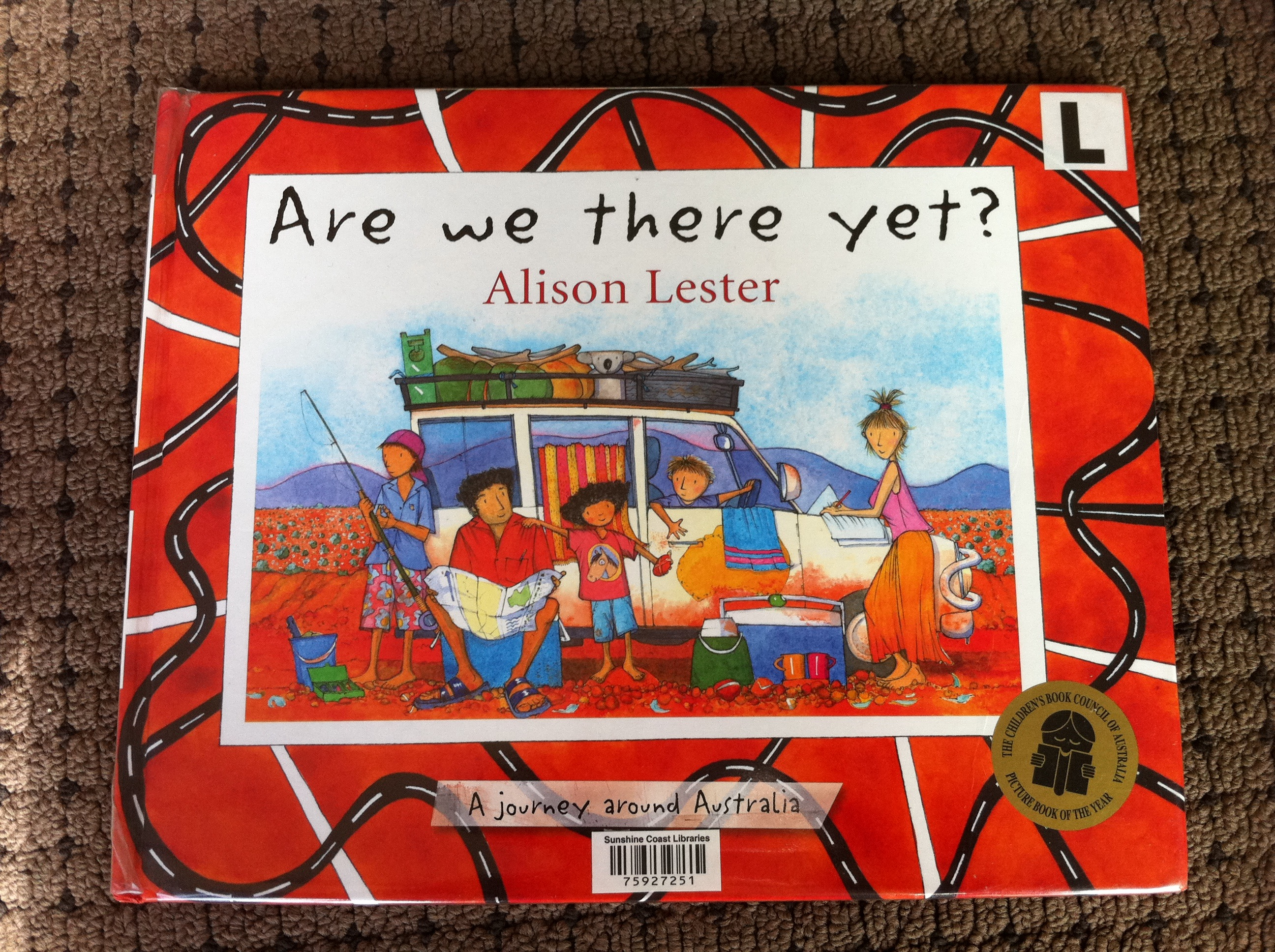 Are We There Yet A Journey Around Australia Book Review