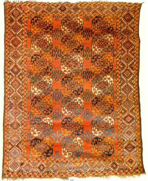 قیمت فرش ترکمن