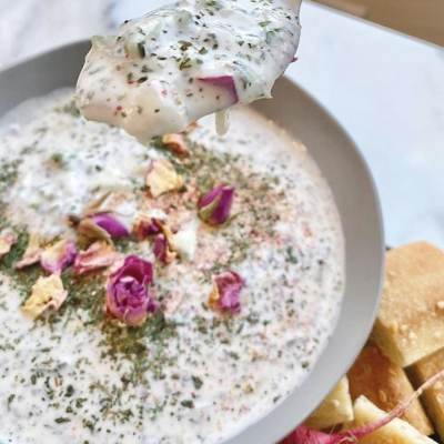 Mast-o-khiar : recette iranienne