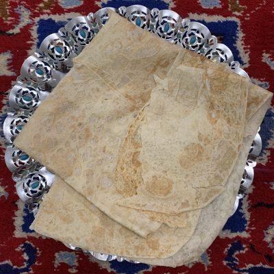 Lavash : pain iranien