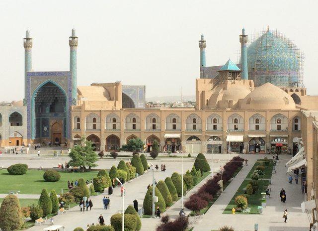 Histoire de l'Iran : téhéran