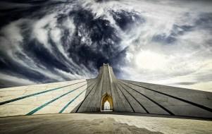 Shahyad(Azadi) tower
