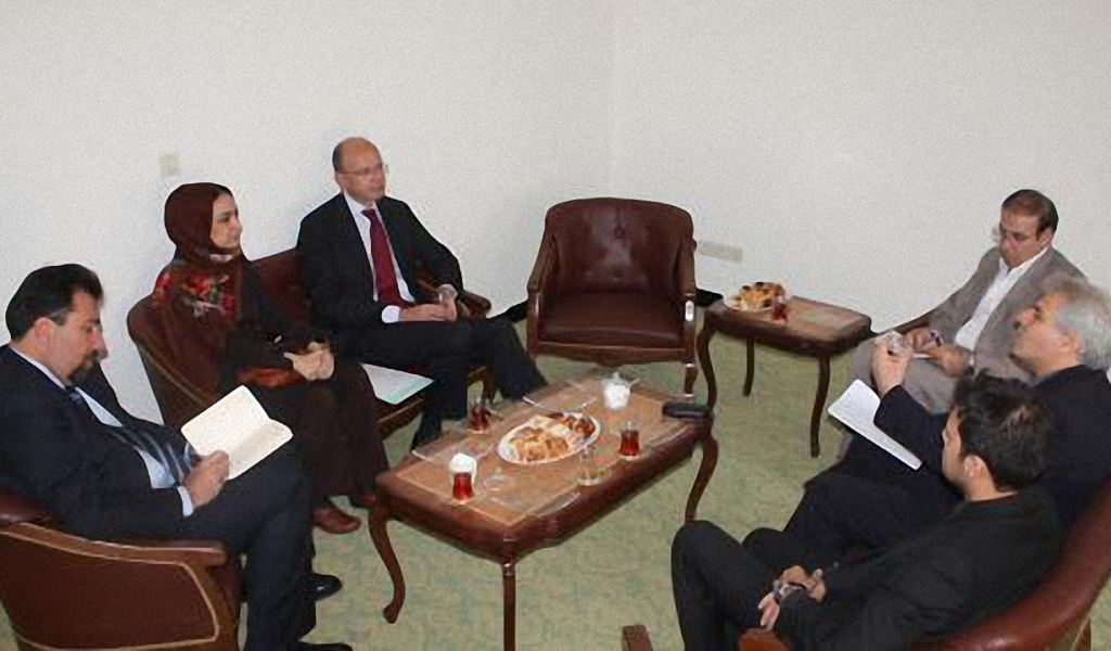 L'Iran e l'Italia discutono la promozione di una cooperazione culturale
