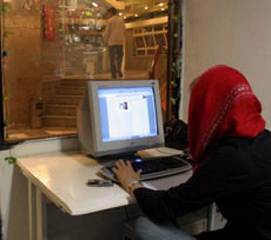 Internet a 15MB in Iran