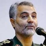 Ghasem Soleimani Commander of Quds Force