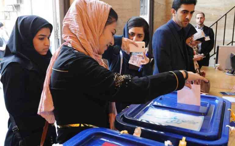 The Irrelevance Of Iran's Presidential Election