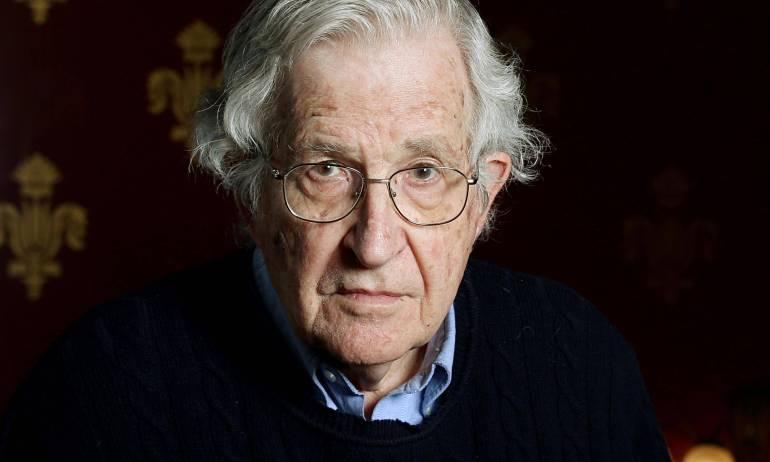 Chomsky's Hypocrisies