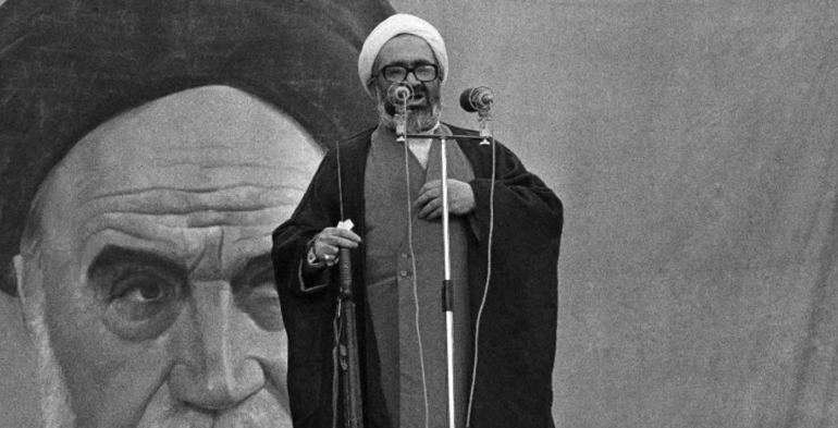 velayat-e faqih and its inclusion in the Iranian constitution was Ayatollah Hosein Ali Montazeri,
