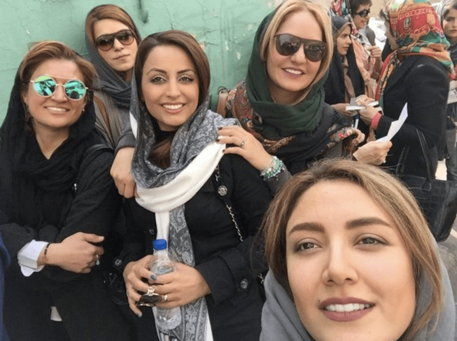 Dating iranian ladies