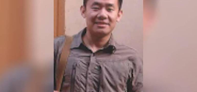 Xiyue Wang Iran Spy Prison Chinese-American