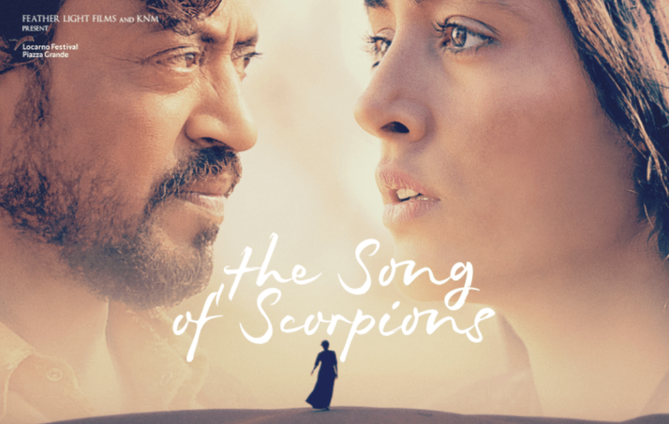 Golshifteh Farahani's Next Act: 'The Song of Scorpions'