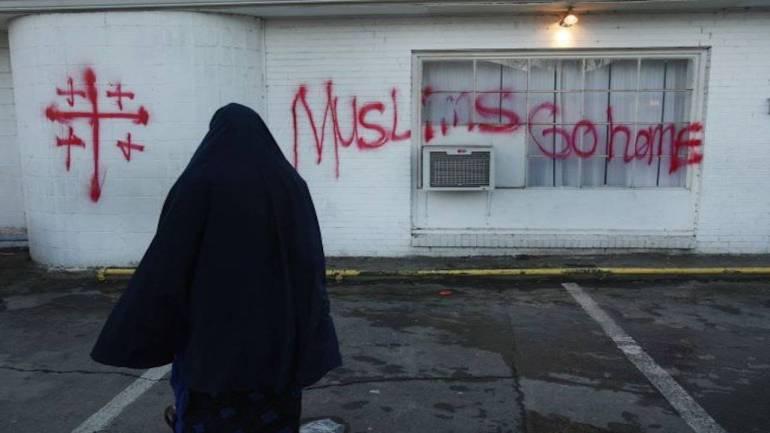 hate crimes against muslims in US