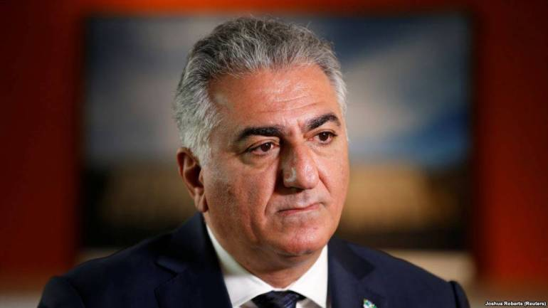 Reza Pahlavi Calls On Security Forces To Join Iran Protests
