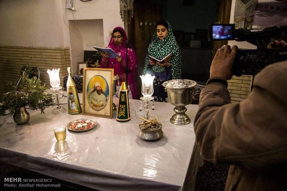 Jashn-e Sadeh Iran