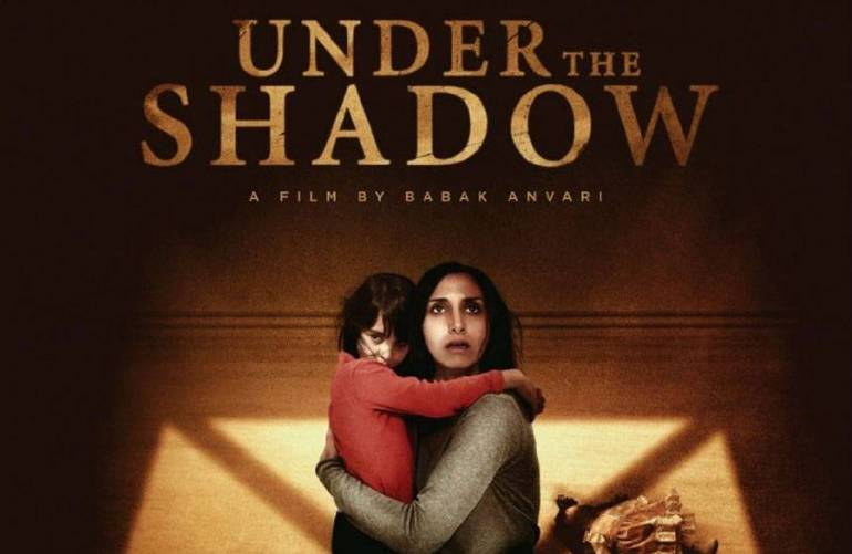 Iranian film director Babak Anvari's 'Under The Shadow'