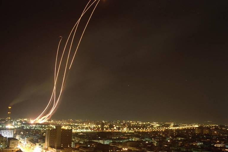 Tel-Aviv-Israel-missile-launch