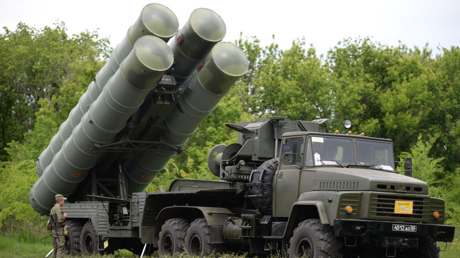 Russian Federation to Supply New S-300 Missile Defense System to Syria