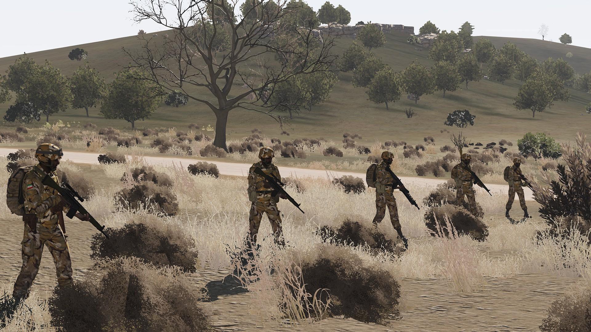 Iran Army Penetrates Iraqi Territory, Controls Strategic Mountain