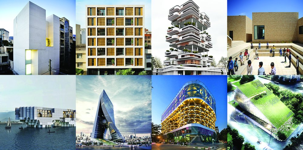Iranian Designs Receive Nominations At World Architecture Festival In Amsterdam | The Iranian