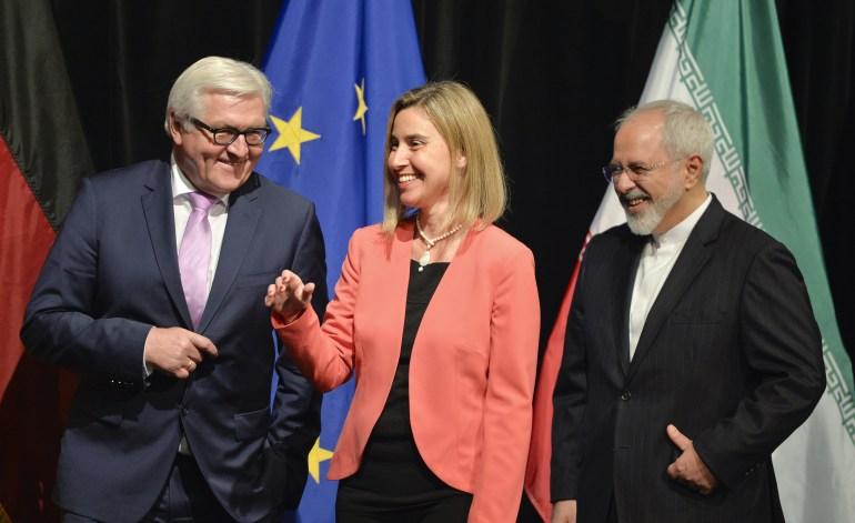 AUSTRIA IRAN NUCLEAR DEAL
