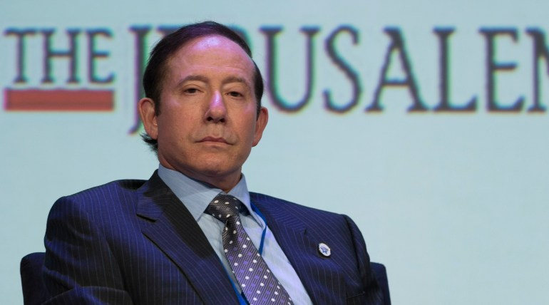 Adam Milstein Chairman of Israeli-American Council attends