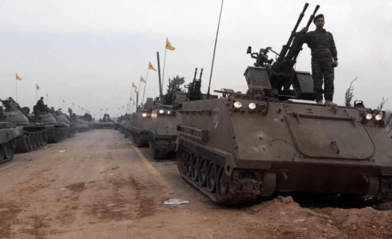 Hezbollah's-first-ever-military-parade-on-foreign-soil-held-in-the-Syrian-city-of-Qusayr. (1)
