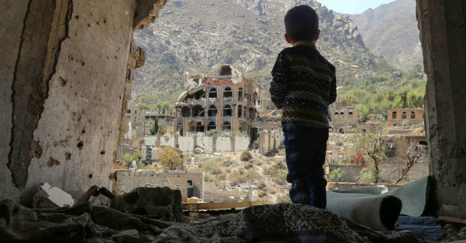 House Votes to Withdraw Support for Saudi-Led War in Yemen