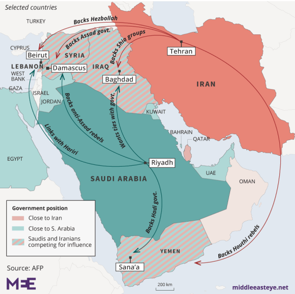 Without Israeli And American Help, Gulf Kingdoms Will Have ...