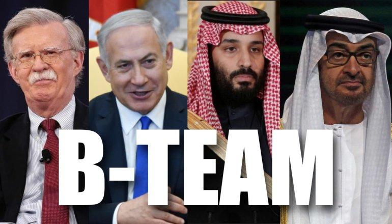 Iran-B-team-pushing-US-to-war